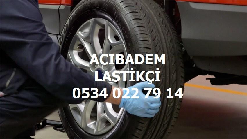 Acıbadem Mobil Lastik Yol Yardım 0534 022 79 14