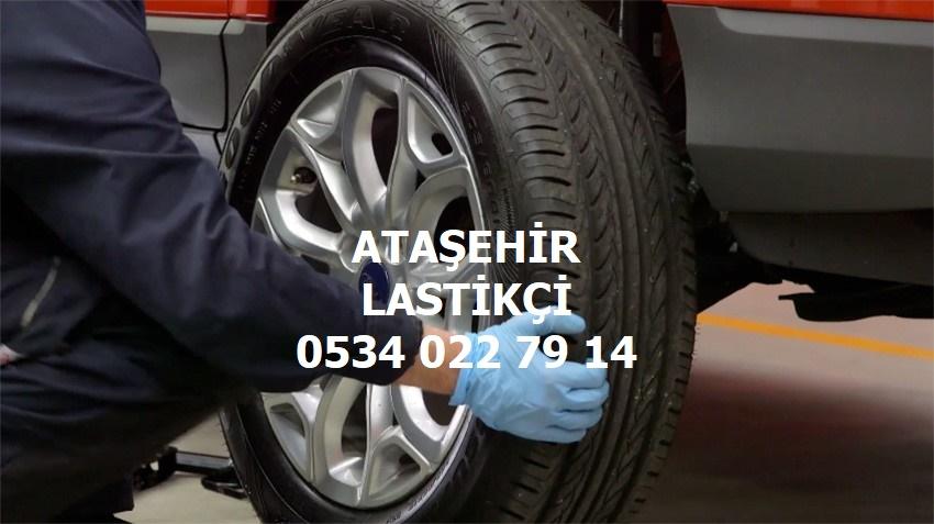 Ataşehir 24 Saat Açık Lastikçi 0534 022 79 14