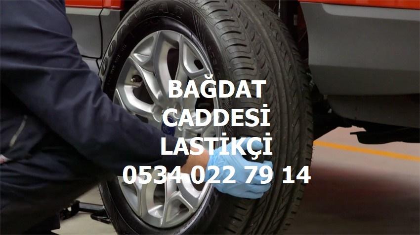 Bağdat Caddesi 24 Saat Açık Lastikçi 0534 022 79 14