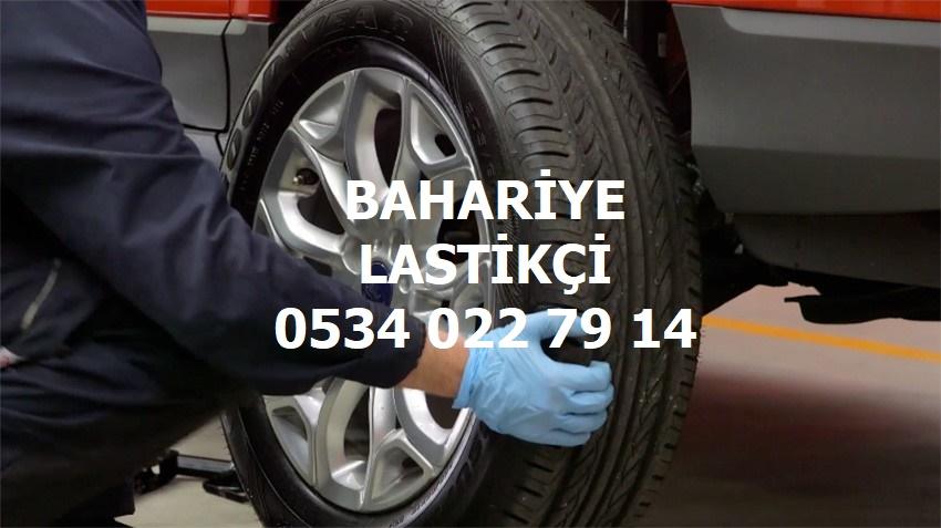 Bahariye Acil Lastik Yol Yardım 0534 022 79 14