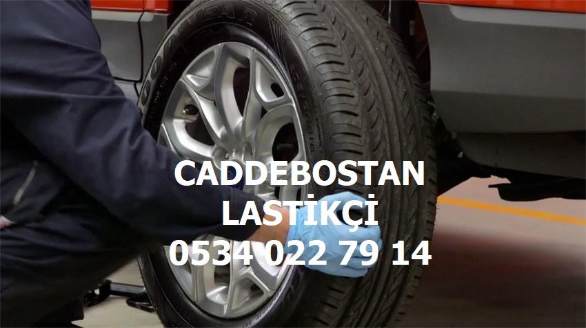 Caddebostan 7/24 Lastikçi 0534 022 79 14