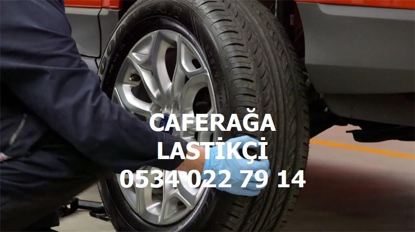 Caferağa Lastik Yol Yardım 0534 022