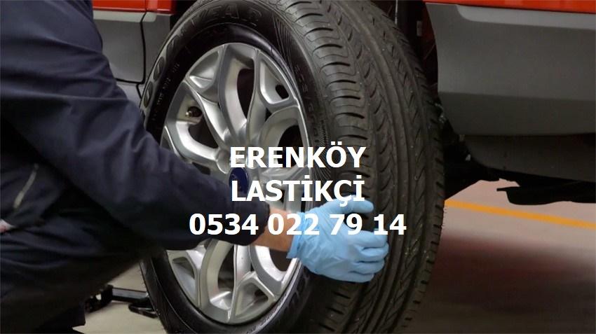 Erenköy En Yakın Lastikçi 0534 022 79 14