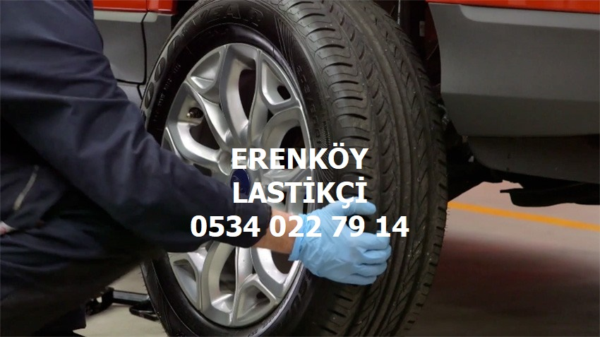 Erenköy Mobil Lastik Yol Yardım 0534 022 79 14