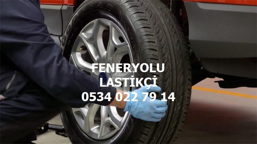 Feneryolu 7/24 Lastikçi 0534 022 79 14