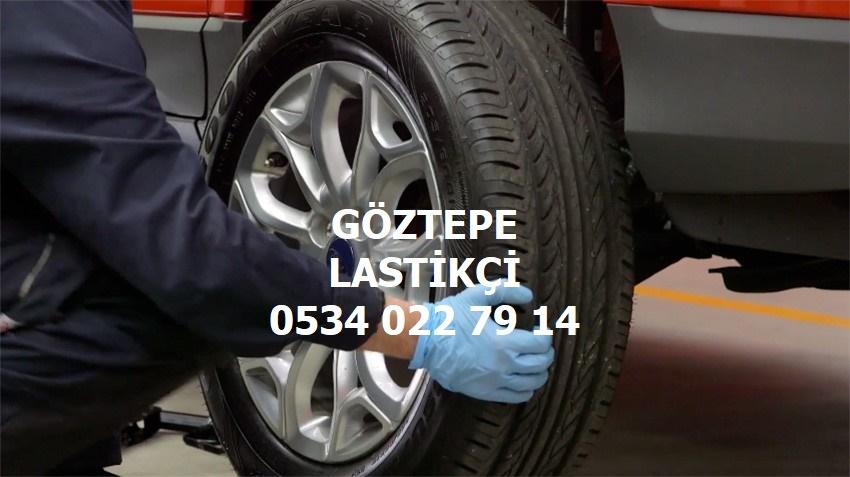 Göztepe 24 Saat Açık Lastikçi 0534 022 79 14