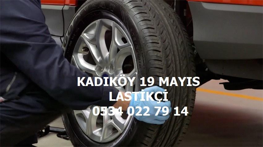 Kadıköy 19 Mayıs Lastikçi 0534 022 79 14