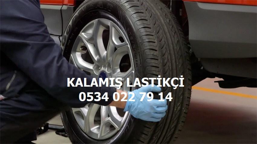 Kalamış Mobil Lastik Yol Yardım 0534 022 79 14