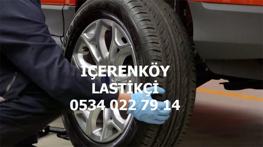 İçerenköy En Yakın Lastikçi 0534 022 79 14