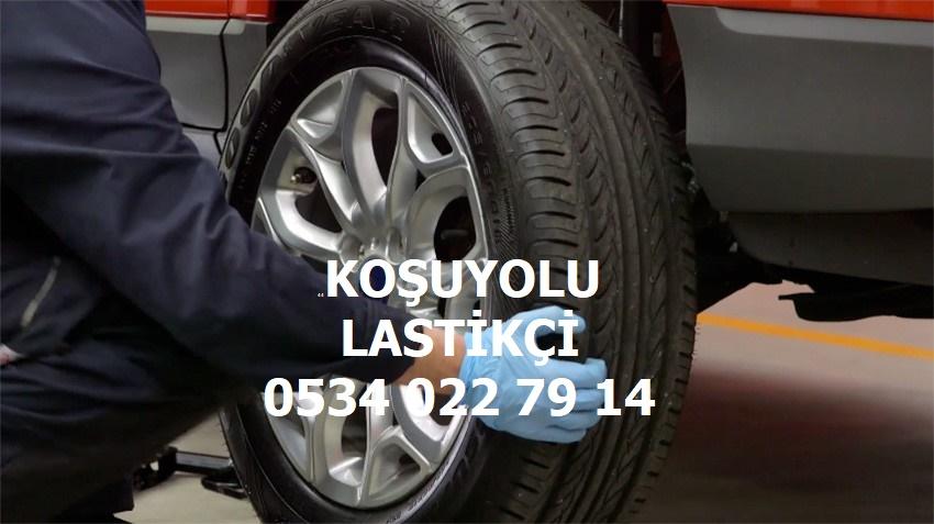 Koşuyolu Acil Lastik Yol Yardım 0534 022 79 14