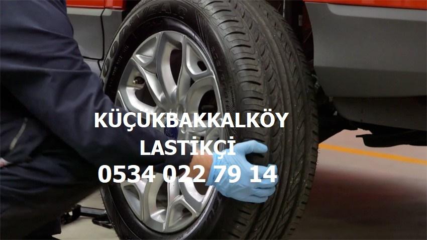 Küçükbakkalköy Lastik Yol Yardım 0534 022 79 14