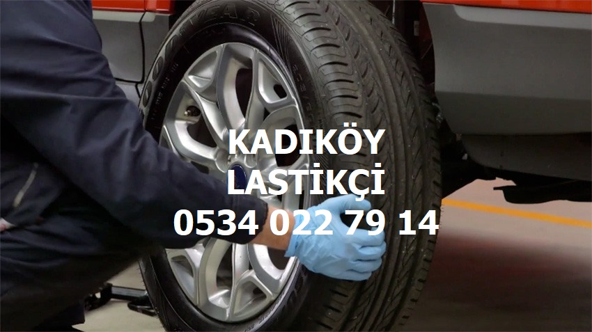 Kadıköy 7/24 Açık Lastikçi 0534 022 79 14