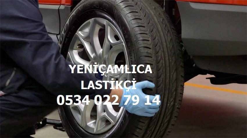 Yeniçamlıca 24 Saat Açık Lastikçi 0534 022 79 14