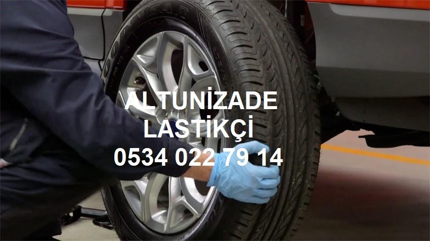 Altunizade 24 Saat Açık Lastikçi 0534 022 79 14