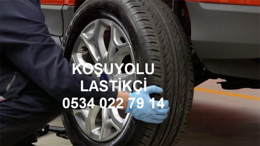 Koşuyolu Lastikçi 0534 022 79 14