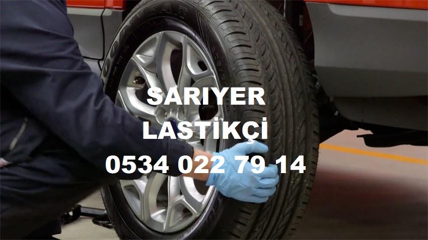Sarıyer Lastikçi 0534 022 79 14